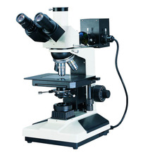 WF 10x mini Lcd Trinocular metallographic Metallurgical Microscope For Research Biology And Industrial Electronics IC PCB
