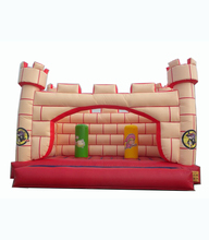 High quality <strong>inflatable</strong> kids playground, <strong>inflatable</strong> jumping pad for kids BO-42