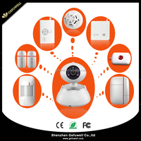 New Arrival !! Two-way Audio 3D Voice 720P HD Wireless Network Security IP Camera