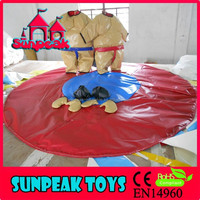 SP-1444 2015 New Inflatable Sumo Suit Foam