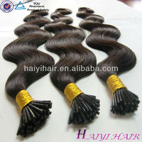 Hot Selling! I Tip Human Hair Extensions Body