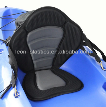 Luxury kayak seat