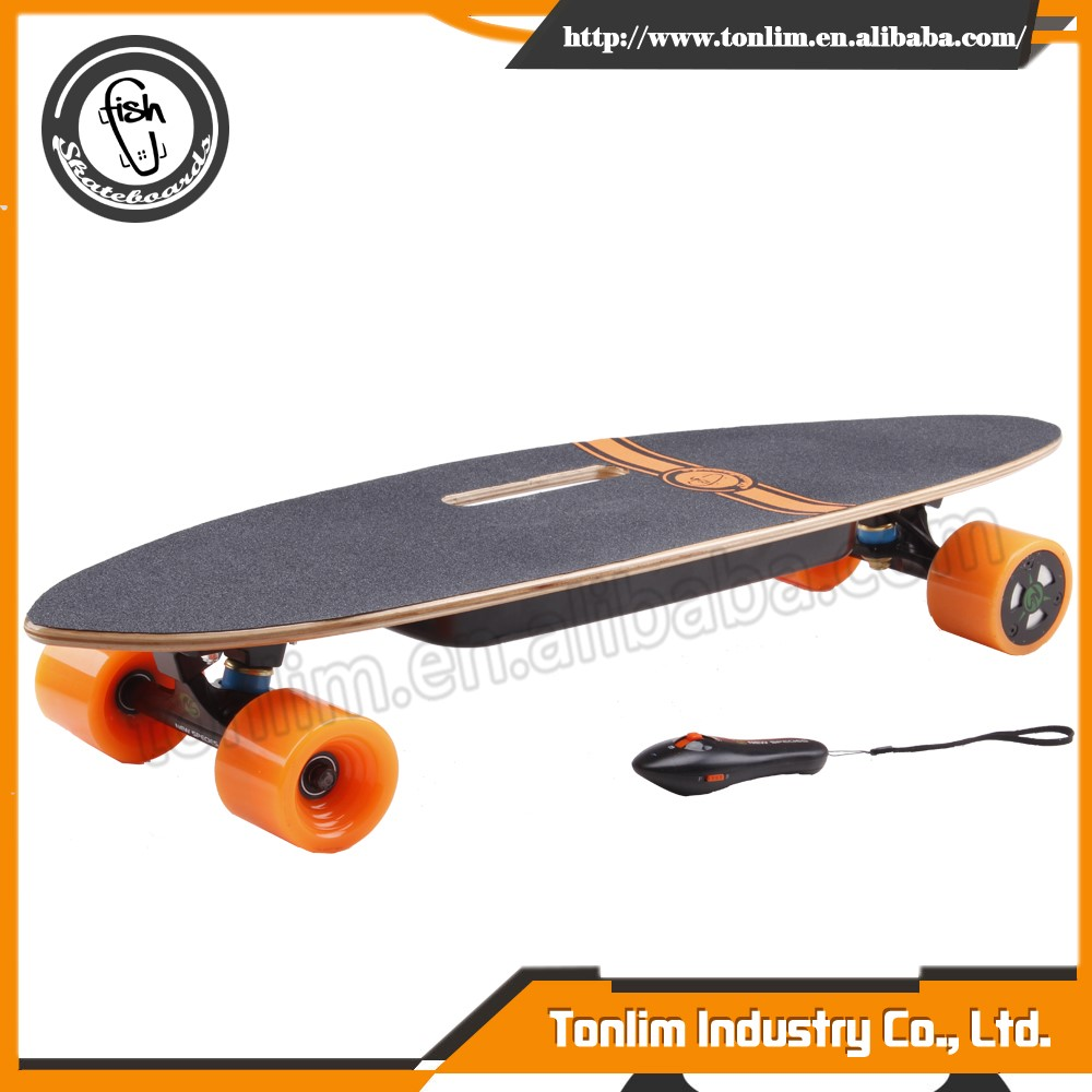 sport gadget blank electric skateboard cruiser decks