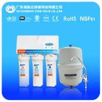 2016 New model underground 6 stage ro water filter system made in China