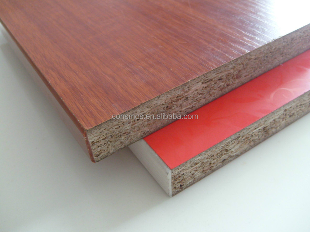 melamine chipboard/particle board for furniture