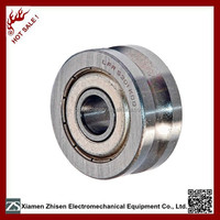 High quality LFR5301KDD U Groove Track Roller Bearings