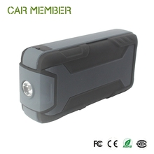 CAR MEMBER Emergency Car Battery Charger 12V 12000mAh Used Car Auto Batteries for Sale with CE/FCC/ROHS