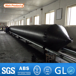 Hot Sale Salvage Pontoon Boats Ship Launching Marine Airbag