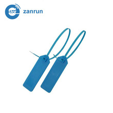 Free sample Long Range Passive UHF RFID Cable Tie Tags