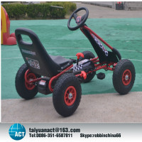 High quality reasonable price four wheels children pedal go kart dune buggy