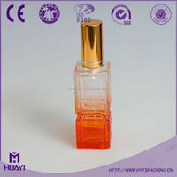 hot sale empty bottle of imported perfume