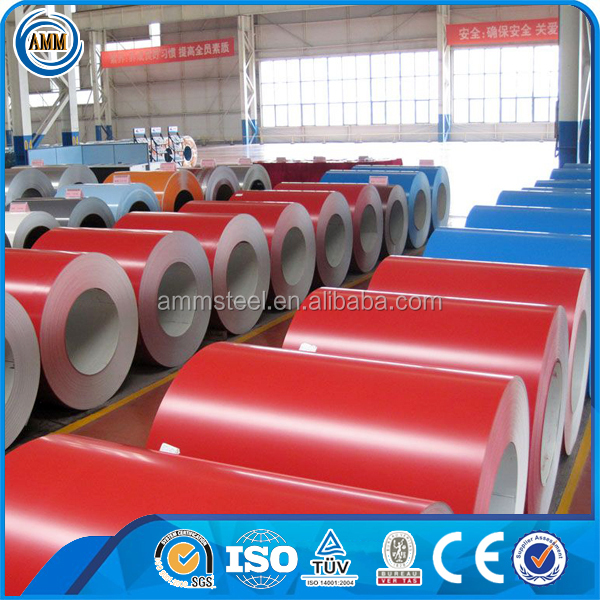 prepainted corrugated gi color roofing sheets