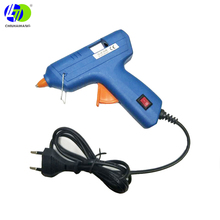 HJ008 Black Electric 20W Hot Melt Glue Gun