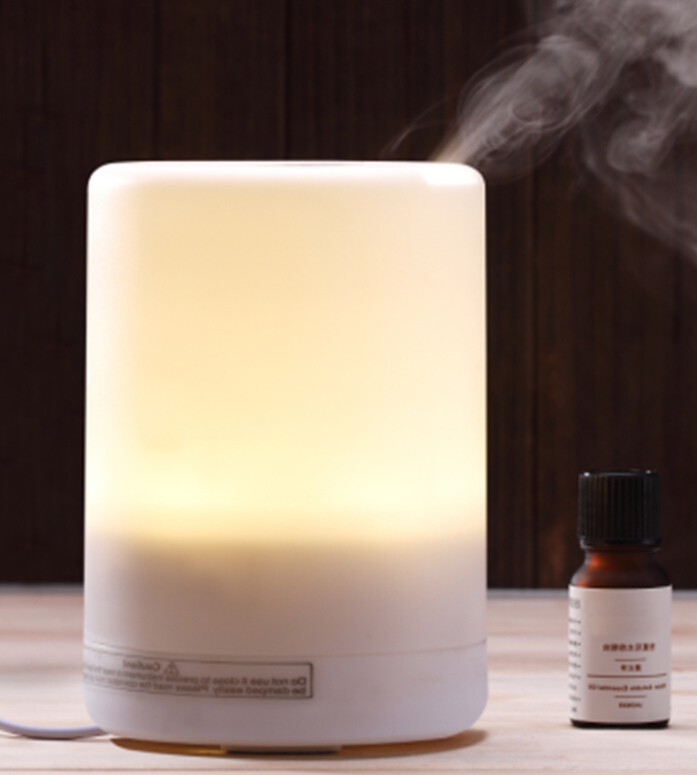 2015 hot sales Aroma Diffuser/ Ultrasonic Humidifier with color LED Changing Essential oil atomizer