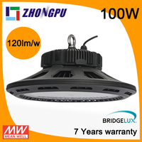 200W UFO LED High Bay Light 40000lm UFO LED Hi Bay