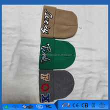 Factory Wholesale women winter knitted hat cartoon knitted hat