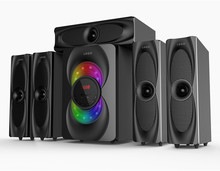 Active Wooden Home theatre 5.1 ch Home Theater Sound Speaker System,5.1 home theater multimedia speaker system