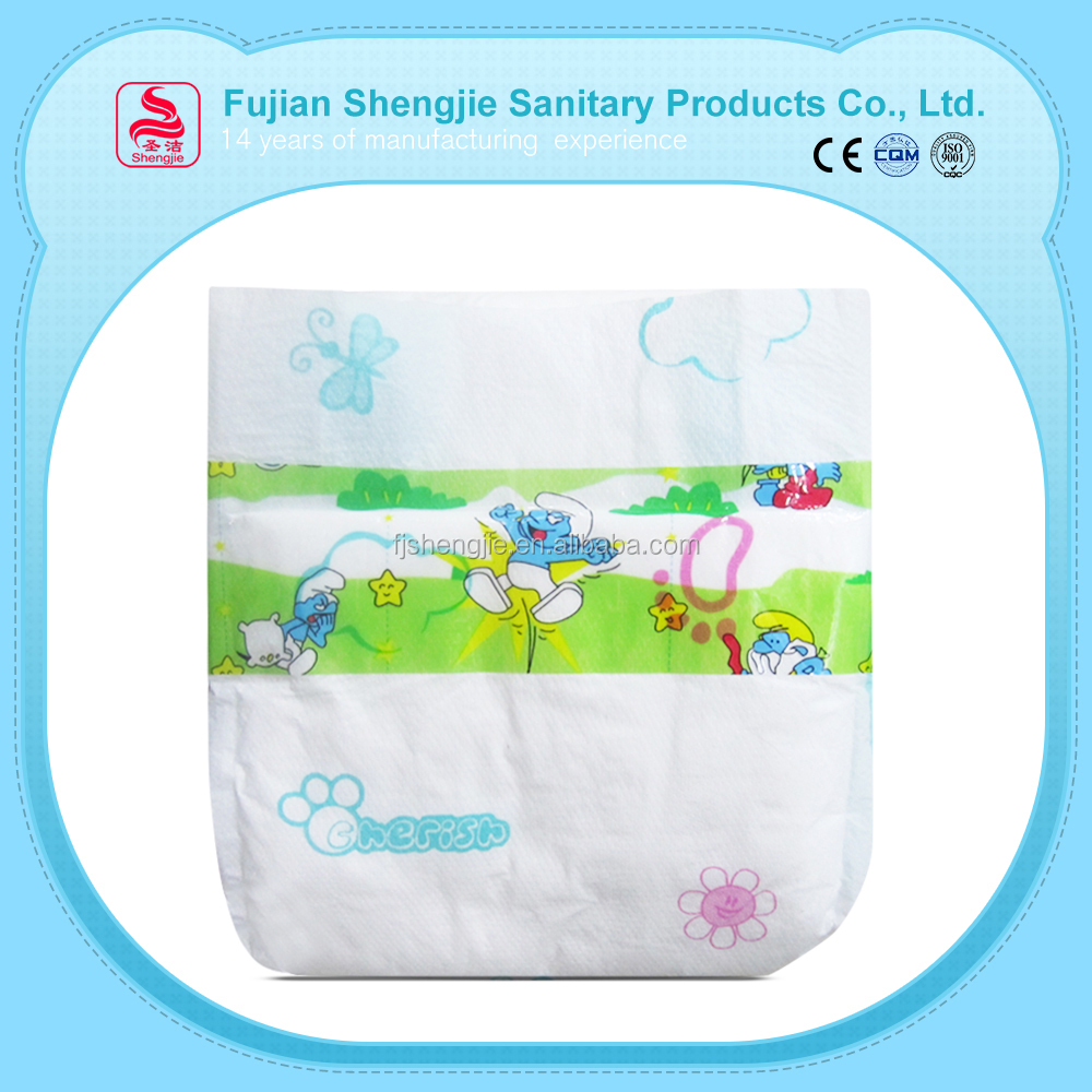 New Item Printed Leakproof soft care Baby Cheap Abdl Diapers low price manufacturers in china
