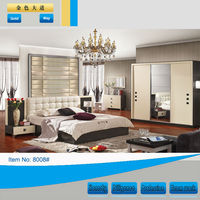 New model bedroom furniture/fancy bedroom furniture(8008)