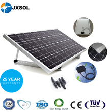 best price factory germen cells 110w monocrystalline solar panel price india