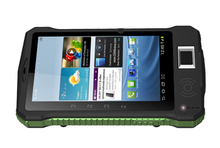 7 inch rugged tablet PC Android 4.1,Industrial Tablet PC 3G gps WIFI, Finger printer Tablet