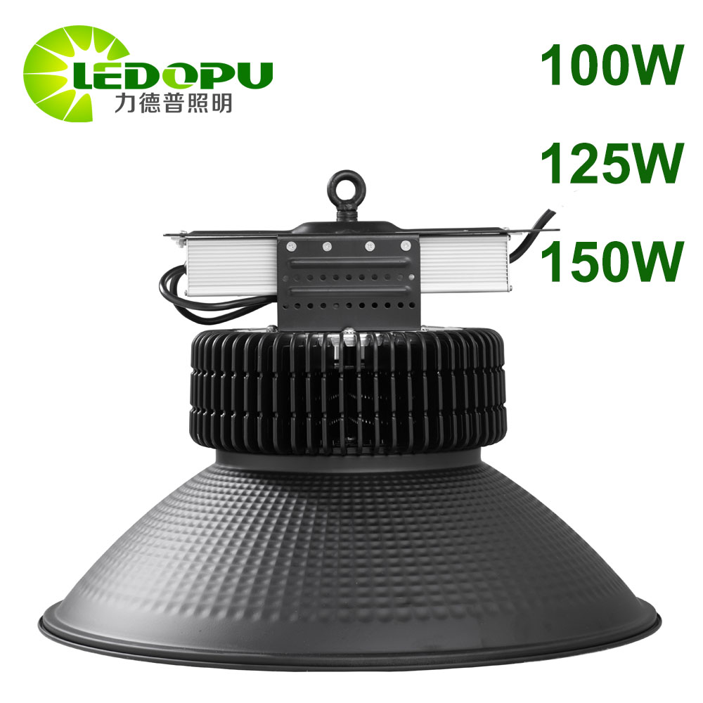 China Guzhen Guangdong LED Lights in Concrete 150W LED Highbay Light Warehouse 170LM/W