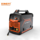 China portable 110v 220v maquina de soldar mma inverter arc welder mig welding machine