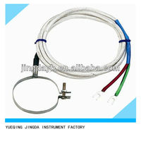 Supply WRNT-02 ring-type thermocouple type K E thermocouple for pipeline power plant