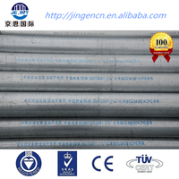 Din 2444 galvanized steel pipe