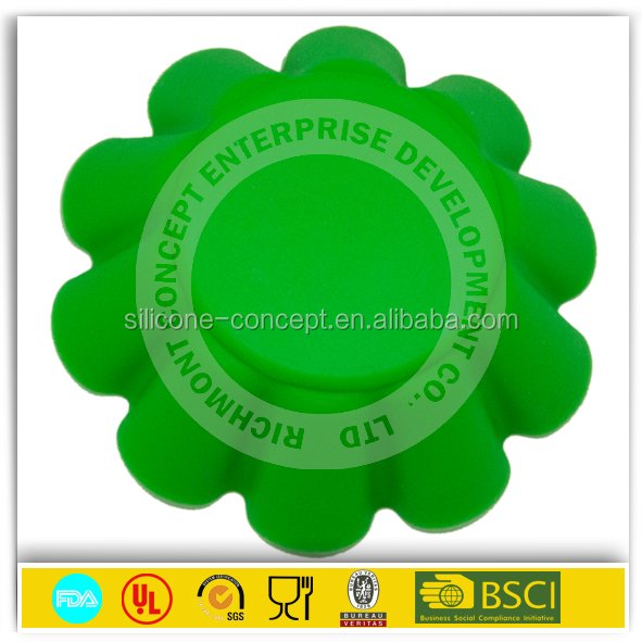 New Products soft silicone cupcake