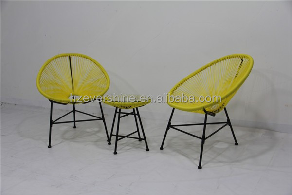 3pcs Rattan/Wicker Acapulco Chair Set garden furniture Cheap