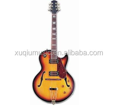 Chinese Hollow Body Electric Guitars