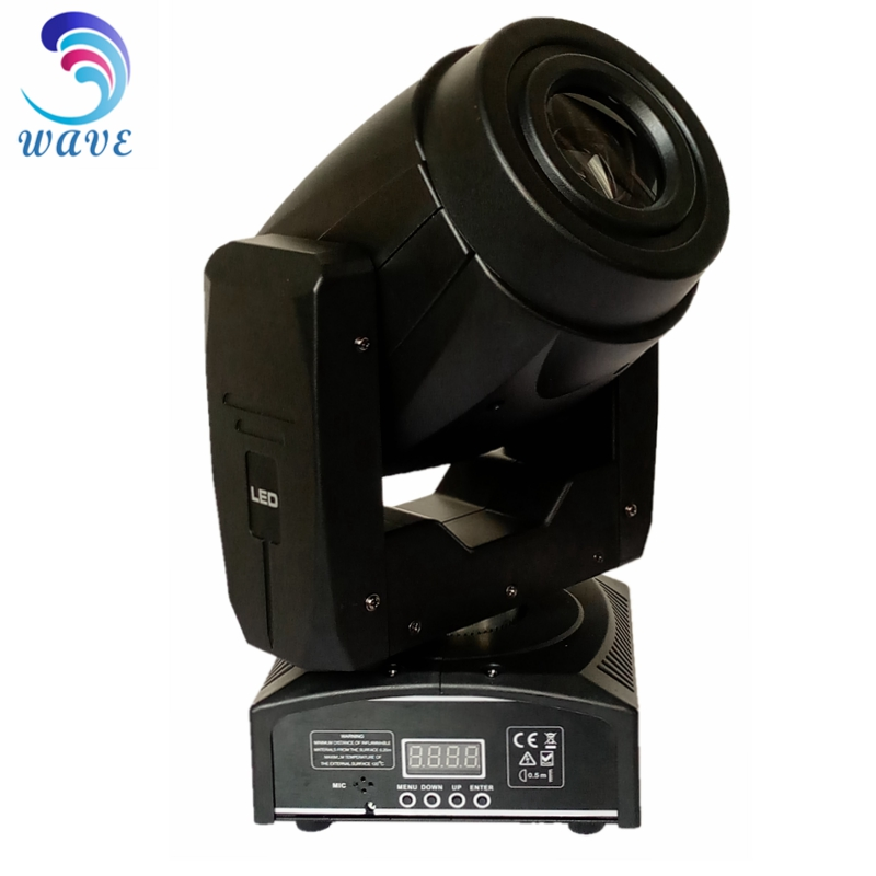Rotating stage light 60w led spot pro light moving heads