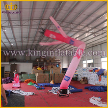 2017 Customize inflatable advertising air dancer / inflatable sky dancer for sales