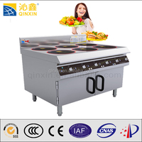 This method is more convenient touch screen electric gas stove