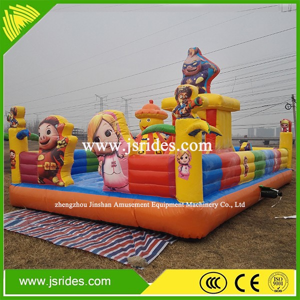 inflatable amusement park kids inflatable jumpers inflatable bouncy castle for sale