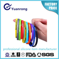 Cheap Promostional Silicone Wristband Hot Wristband
