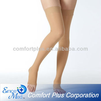 Class 2 23-32mmHg Thigh high medical compression stocking