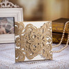 Sell Well Laser Cut Card Luxury