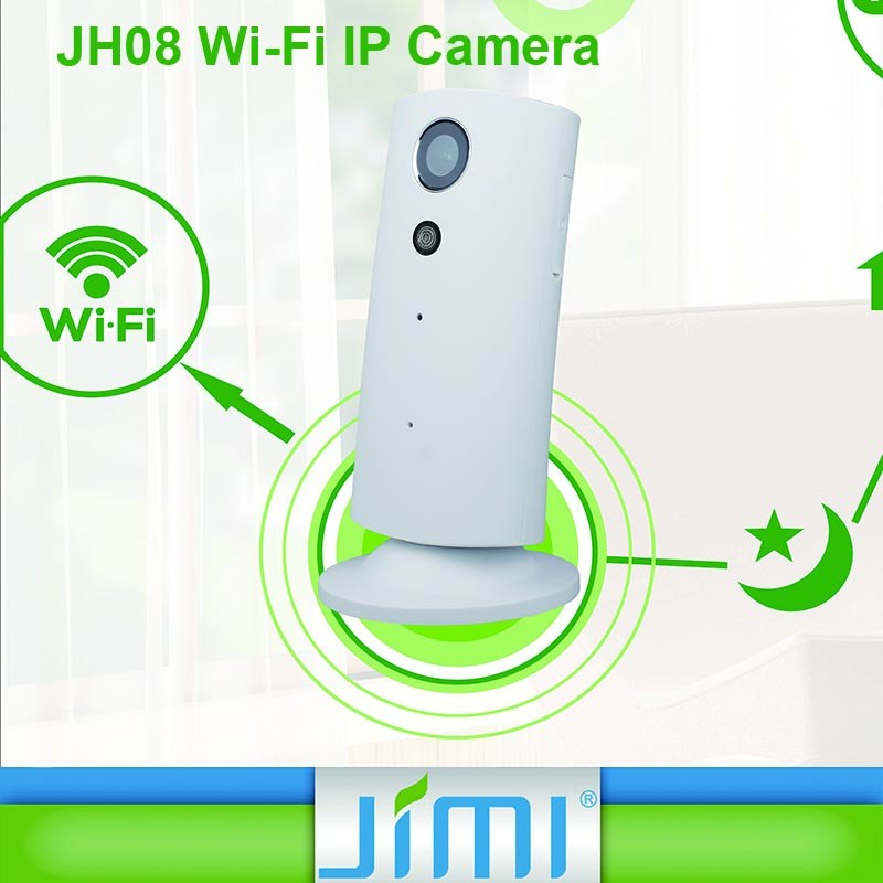 2017 Best wifi ip camera support two way audio and motion detection smart home wifi alarm security system