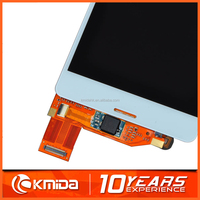 high quality lcd for sony xperia z3 compact d5803,phone lcd touch digitizer assembly