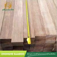 Bamboo product manufacturer Strand woven rods bamboo
