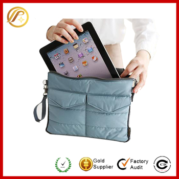 2016 hot sale hand carry laptop sleeve computer bag 10 inch shockproof travel laptop bag for ipad tablet PC
