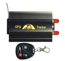 GPS/SMS/GPRS Tracker Vehicle Car GPS Tracker