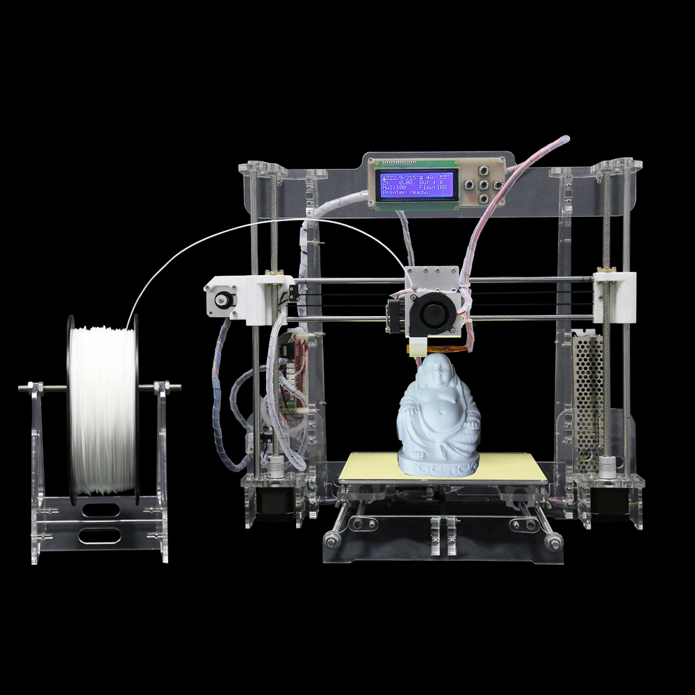 New products Personal use Desktop DIY laser 3d printer machine for sale in China 3d printing machines price