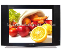 Rebekah hot selling 21 inch CRT TV in best price / color TV/ Television/ AK-V6