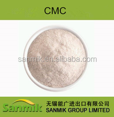 Industrial Detergent Chemicals Pure White Powder CMC for Soap