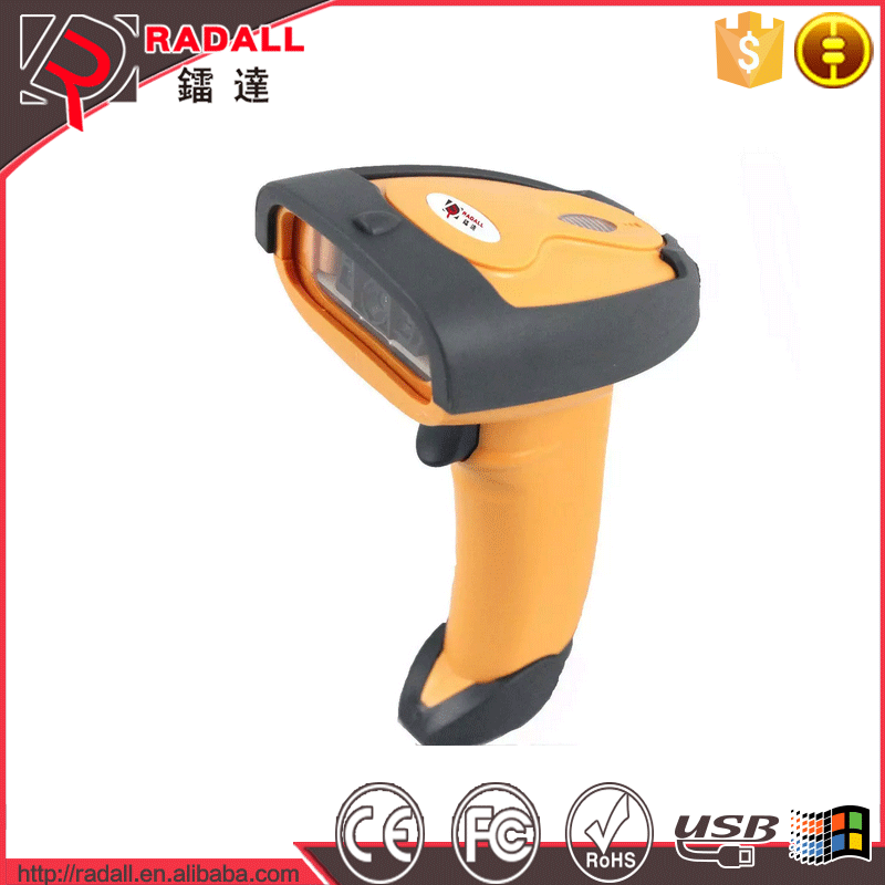 RD-8099 Wired 2d barcode generator 2d bar code qr code reader 2d bar code reader
