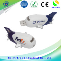 hot promotion airplane usb flash drive