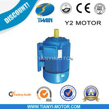 Y2 3 horse power electric motor 2.2KW